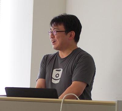 長沢 智治 さんの「これからの開発現場が持つべき最低限の開発フロー」